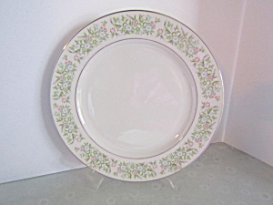 Taihei Regestered Fine China Springtime Dinner Plate
