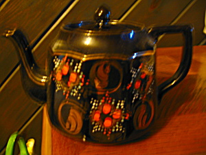 Wade Heath Hand Painted Tea Pot