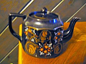 Wade Heath Hand Painted Tea Pot (Image1)