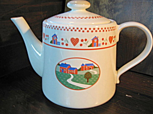 The Heart And Home Collection Teapot