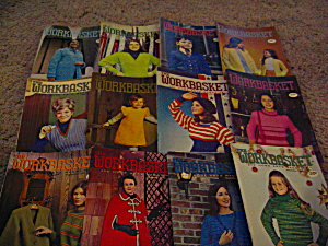 The Workbasket Year 1973 Set In Box