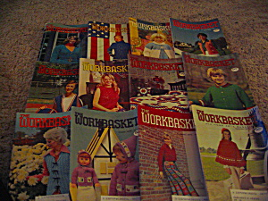 The Workbasket Year 1976 Set In Box