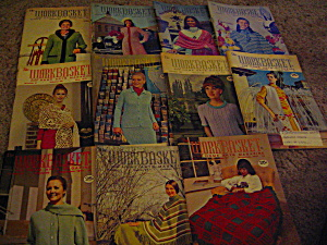 The Workbasket Year 1971 Set In Box
