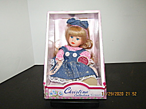 Christina Timeless Treasures Collection Doll 8