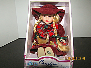 Christina Timeless Treasures Collection Doll 9
