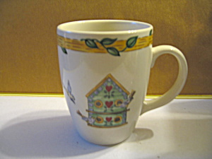 Thomson Birdhouse Coffee Cup