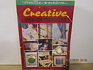 Creative Workbook For Creative Iron-on Transfers