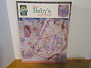 True Color Cross Stitch More Baby's Nap Time #10088