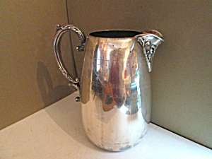 Vintage Wm. Rodgers Silver Plate Coffee Or Tea Server