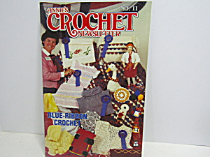 Vintage Annie's Crochet Newsletter No.11