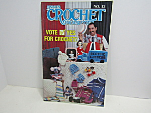 Vintage Annie's Crochet Newslette No.12