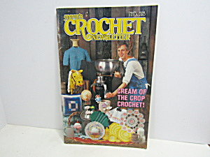 Vintage Annie's Crochet Newsletter No.15