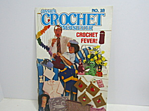 Vintage Annie's Crochet Newsletter No.18