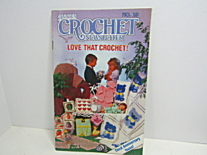Vintage Annie's Crochet Newsletter No.19