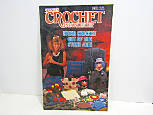 Vintage Annie's Crochet Newsletter No.23