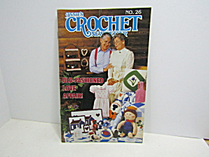 Vintage Annie's Crochet Newsletter No.26