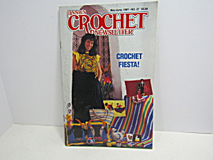Vintage Annie's Crochet Newsletter No.27