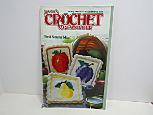Vintage Annie's Crochet Newsletter No.34
