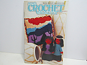 Vintage Annie's Crochet Newsletter No.35
