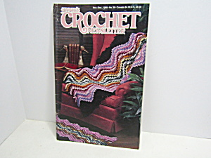 Vintage Annie's Crochet Newsletter No.36