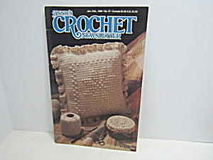 Vintage Annie's Crochet Newsletter No.37