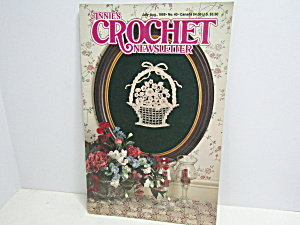 Vintage Annie's Crochet Newsletter No.40
