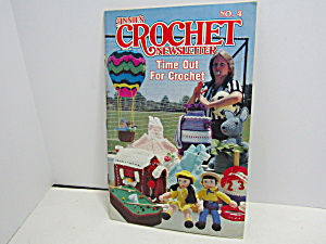 Vintage Annie's Crochet Newsletter No.4