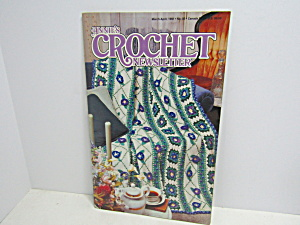 Vintage Annie's Crochet Newsletter No.50