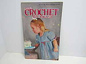 Vintage Annie's Crochet Newsletter No.57