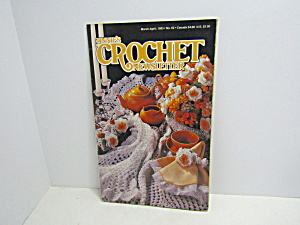 Vintage Annie's Crochet Newsletter No 62