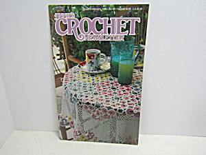 Vintage Annie's Crochet Newsletter No 67