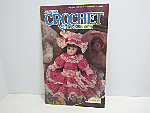 Vintage Annie's Crochet Newsletter No 75