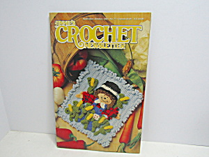 Vintage Annie's Crochet Newsletter No 77