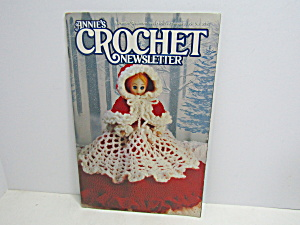Vintage Annie's Crochet Newsletter No 78