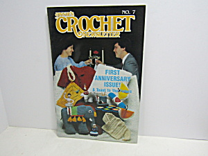 Vintage Annie's Crochet Newsletter No.7