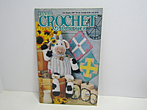 Vintage Annie's Crochet Newsletter No 82