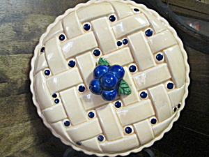 Betty Crocker Replacement Blueberry Pie Cover