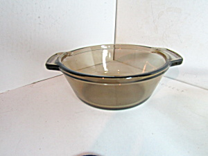 Vintage Anchor Hocking Small 24 Ounce Casserole