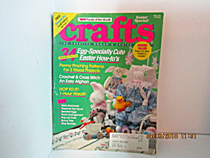 Vintage CraftsMagazine Creative Women's Choise Apr 1991 (Image1)