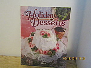 Vintage Ideals Holiday Desserts