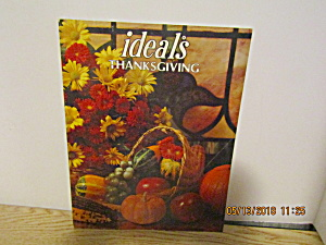 Vintage Ideals Thanksgiving