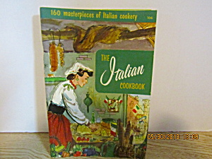 Culinary Arts The Italian Cookbook #106