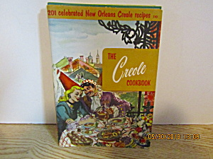 Culinary Arts The Creole Cookbook #110