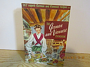 Culinary Arts The German & Viennese Cookbook #120