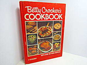Betty Crocker's Cookbook New & Revised