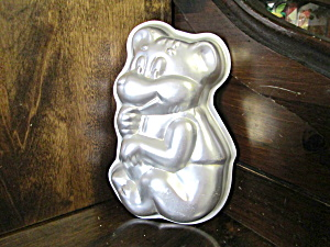 Wilton Vintage Mini Teddy Bear Cake Pan