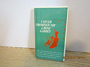 VintageFavorite Book I Never Promised You A Rose Garden (Image1)