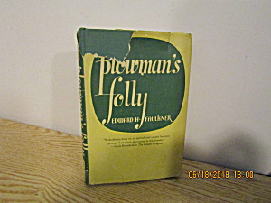 Vintagefavorite Book Plowman's Folly