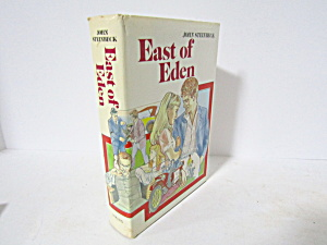 Vintage Book East Of Eden