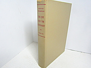 Vintage Book The Cry And The Covenant